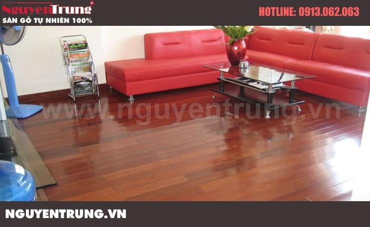 Sàn gỗ căm xe solid – CX900