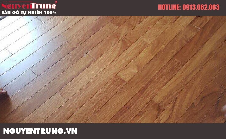 Sàn gỗ căm xe 18*120*1200