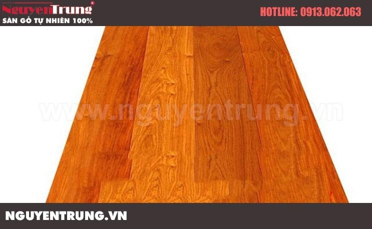 Sàn gỗ Giáng Hương Lào – 750