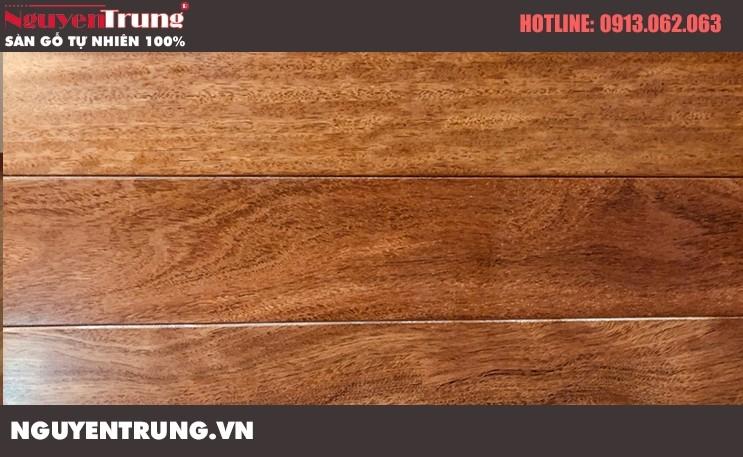 Sàn gỗ lim lào 15*90*900