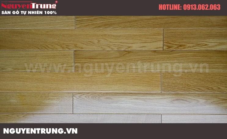 Sàn gỗ sồi Mỹ FJ 15*90*1800
