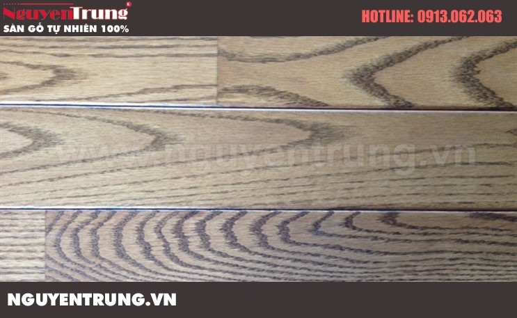 Sàn gỗ sồi Nga – N750