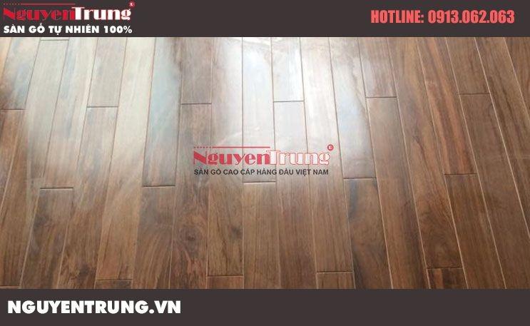Thi công sàn gỗ Chiêu Liêu Hà Đông Hà Nội