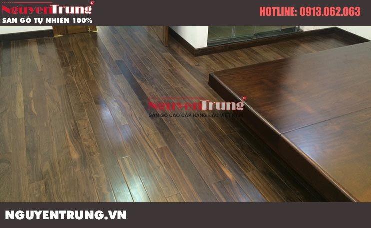 Sàn gỗ Chiu Liu 15x120x450 FJ
