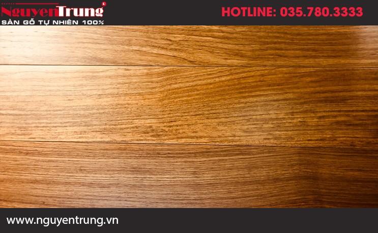 Sàn gỗ Hương Vân 18*120*900
