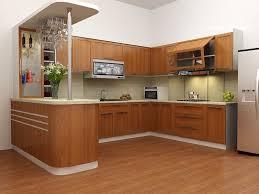 Phòng bếp nên sử dụng sàn gỗ nào?