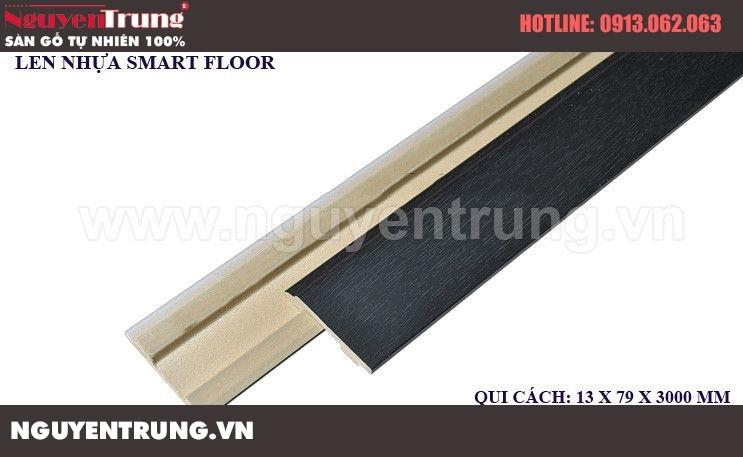 Len chân tường sàn gỗ Smart Floor LMT009