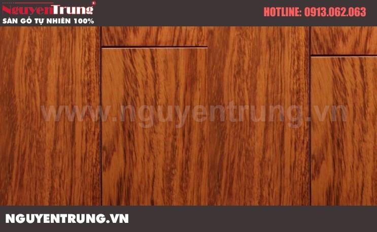 Sàn gỗ Cẩm Lai Nam Phi 600*120*18 mm