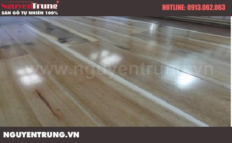 Sàn gỗ keo tràm – KC04