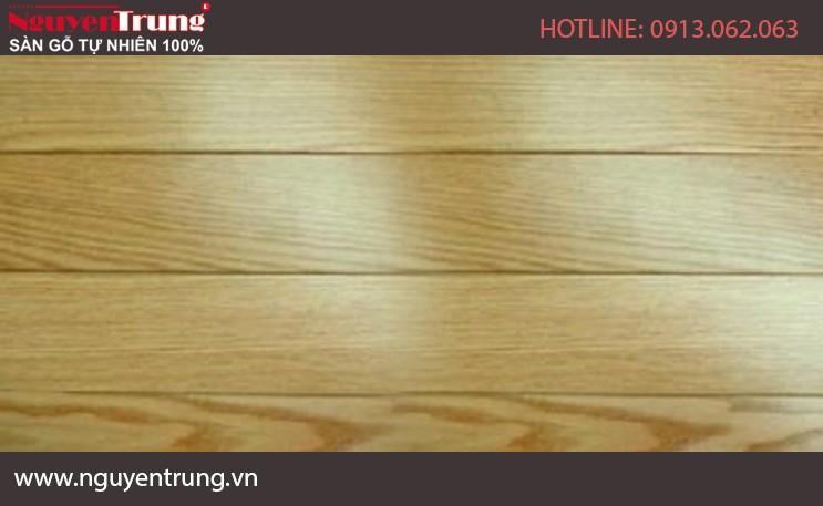 Sàn gỗ sồi Nga – N600