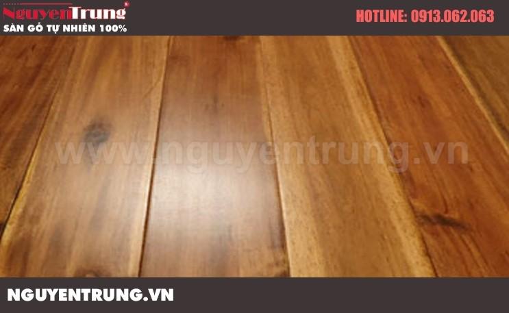 Sàn gỗ keo tràm – KC02