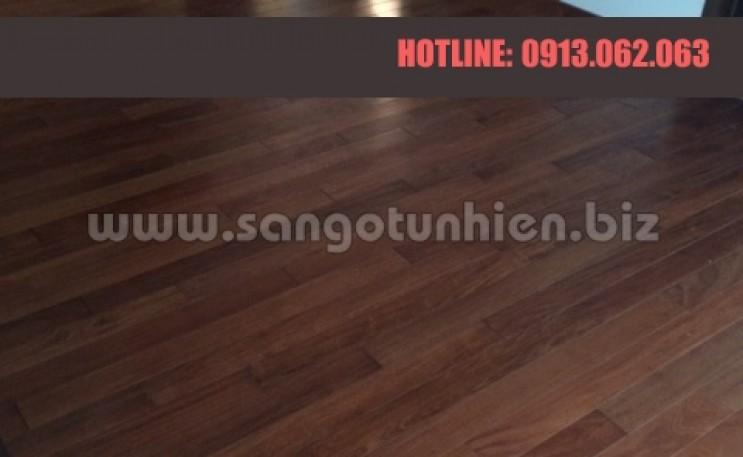 Lát sàn gỗ Căm Xe Lào