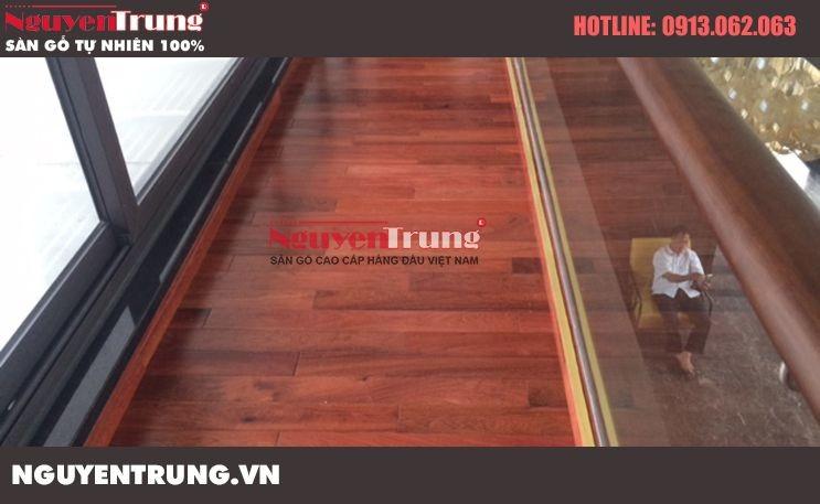 Cách bảo quản sàn gỗ tự nhiên căm xe