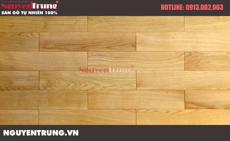 Sàn gỗ Pơ Mu 18 x 120 x 900