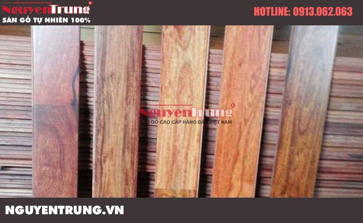 Sử dụng và bảo quản sàn gỗ tự nhiên ngoài trời