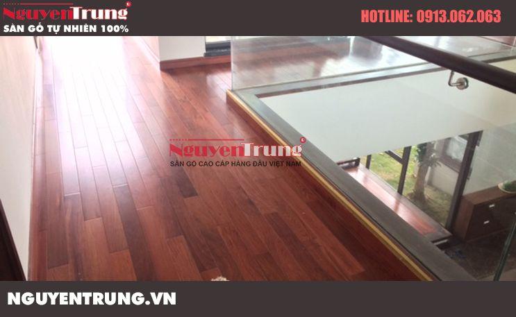 Làm sao chọn được sàn gỗ tự nhiên tốt cho không gian